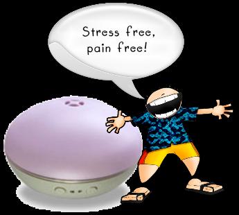 Aromatherapy Stress Free Pain Free