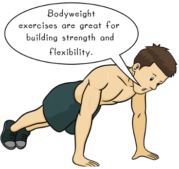 Bodyweight Exercise - Pushups