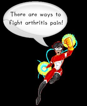 Fight Arthritis Pain