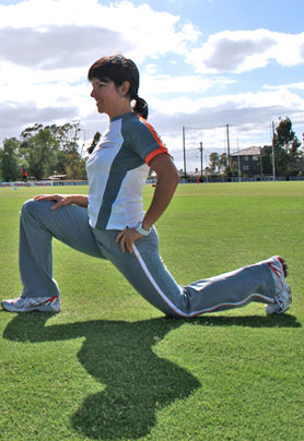 Lunges for Lower Back Pain