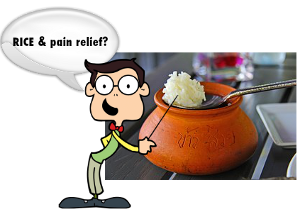 RICE and Pain Relief