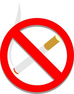 Stop smoking to relieve back pain