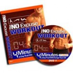 No Excuse WorkOut DVD - Healthy Back Institute
